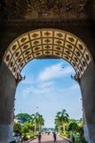 Patuxai, Laos Stock Image