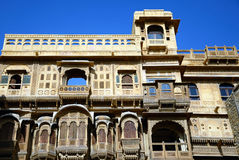 Patwon Ki Haveli Stock Photography