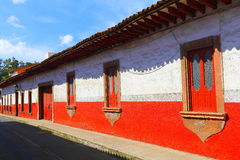 Patzcuaro architecture I Royalty Free Stock Photo