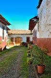 Patzcuaro, Michoacan, Mexique photos stock