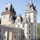 Pau Castle imágenes de archivo libres de regalías