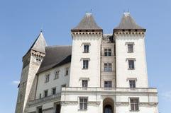 Pau Castle arkivfoton