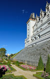 Pau Castle royalty-vrije stock foto