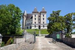 Pau Castle Chateau de Pau, Francia imágenes de archivo libres de regalías