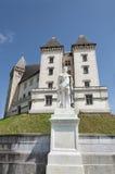 Pau Castle Royalty Free Stock Images
