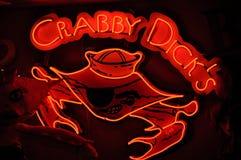 Pau Crabby imagens de stock royalty free