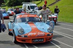 Pau Historic Grand Prix Photos stock