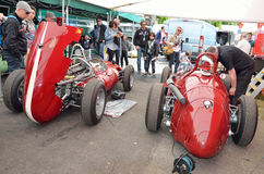 Pau Historic Grand Prix Stock Photography
