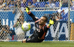 Pau Lopez of RCD Espanyol Royalty Free Stock Image