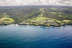 Paukaa, Big Island, Hawaii Stock Photography