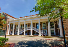 Paul B. Johnson Commons at Ole Miss Royalty Free Stock Photo