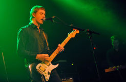 Paul Banks Royalty Free Stock Photos