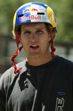 Paul Basagntia - Slopestyle Competition Royalty Free Stock Photo