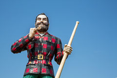 Paul Bunyan Royalty Free Stock Image