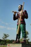 Paul Bunyan statua Zdjęcie Stock