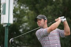 Paul Casey Doral 2007 Images libres de droits