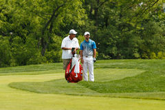 Paul Casey at the Memorial Tournament Royalty Free Stock Photos