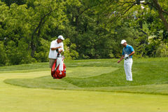 Paul Casey at the Memorial Tournament Royalty Free Stock Photo