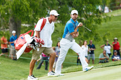 Paul Casey at the Memorial Tournament Stock Images