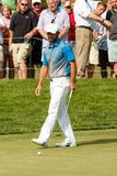 Paul Casey at the Memorial Tournament Royalty Free Stock Images