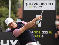 Paul Casey at the Seve Trophy 2013 Stock Image
