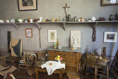 Paul Cezanne studio, Aix-en-Provence, France Stock Photo