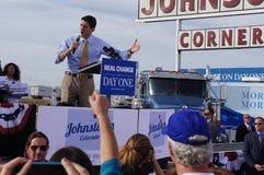 Paul Davis Ryan Zlotny Mitt Romney Fotografia Royalty Free