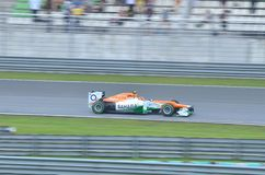 Paul di Resta Force India-Mercedes Stock Images
