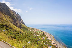 Paul do Mar, Madeira Royalty Free Stock Images
