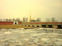 paul forteczny święty Peter Petersburg obrazy stock