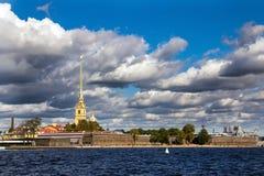 paul forteczny st Peter Petersburg obrazy stock