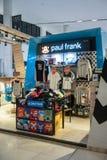 Paul Frank surge la tienda en Bangna mega, Bangkok, Tailandia, el 2 de junio Imágenes de archivo libres de regalías