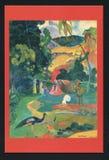 Paul Gauguin Stock Photography