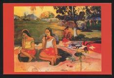 Paul Gauguin Royalty Free Stock Image