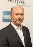"""Paul Haggis. Oscar-winning filmmaker Paul Haggis arrives on the red carpet for the world premiere of """"Mistaken For Strangers,"""" marking the formal kickoff of Royalty Free Stock Images"""