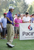 Paul Haley II winner in Chile Classic. Paul Haley II is the champion of the tournament Chile Classic played on March 2012 in Santiago de Chile Royalty Free Stock Photo
