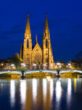 paul katedralny święty obrazy stock