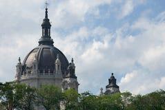 Paul katedralny święty Zdjęcie Royalty Free