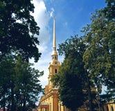 Paul katedralny Petera Obraz Royalty Free