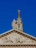 Paul katedralny s st. Obrazy Royalty Free