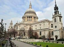paul katedralny st s Zdjęcia Royalty Free