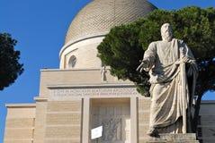paul kościelni święty Peter Rome zdjęcie stock