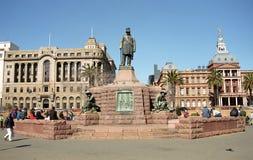 Paul Kruger Statue, Pretoria, südafrikanische Republik Lizenzfreies Stockfoto