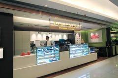 Paul lafayet shop in hong kong Stock Photography