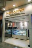 Paul lafayet shop in hong kong Royalty Free Stock Photography