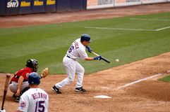 Paul Lo Duca New York Mets Royalty Free Stock Photos