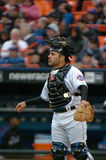 Paul Lo Duca,  New York Mets Royalty Free Stock Photo