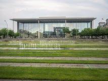 The Paul Lobe Haus is a legislative building in Berlin Stock Photo