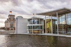 Paul-Loebe-Haus, Berlin Royalty Free Stock Photography