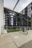 Paul Loebe Haus  Parliamentary Office Building in Berlin with bi Stock Image